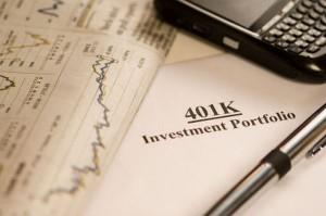 401k investment portfolio